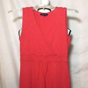 Lands End Red Maxi Dress 💕🛍